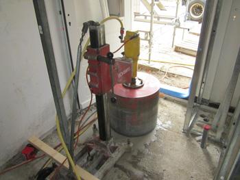 Genoeg Betonboorbedrijf Jakobs - Boren in beton LP44